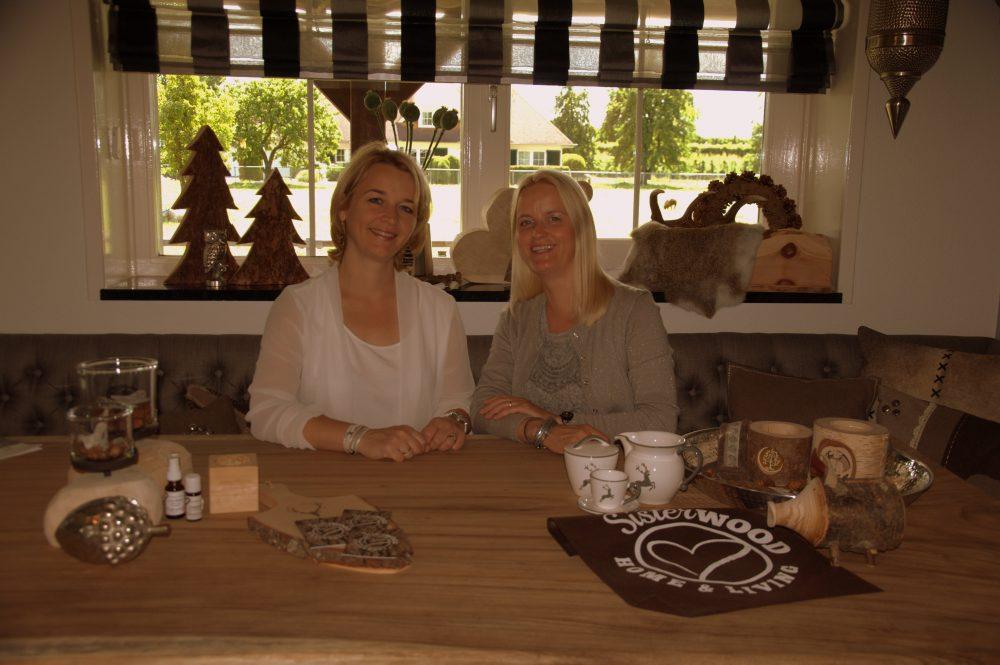 Corina Maasdam en Marjo de Korver - Over ons SisterWood