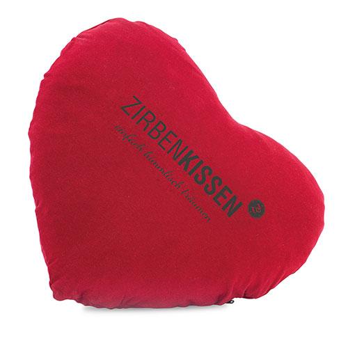 ZirbenKussen hart rood (3) - ZirbenFamilie