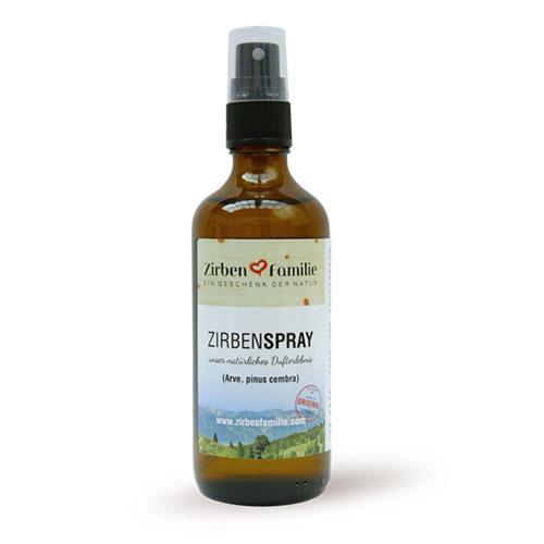 ZirbenSpray 100 ml voordeelverpakking - ZirbenFamilie