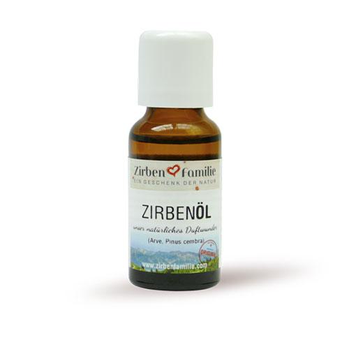 ZirbenOlie 20 ml voordeelverpakking - ZirbenFamilie